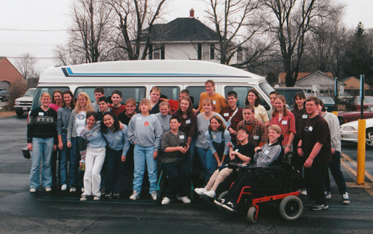Connections group, 1999