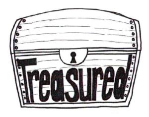 Treasured logo
