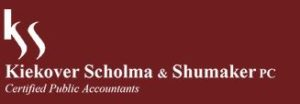 "Kiekover, Scholma & Schumaker PC logo ""certified public accountants"""