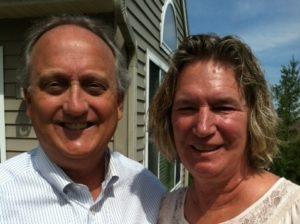 Phil and Jill Stegink