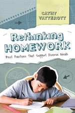 """Rethinking Homework"" book"