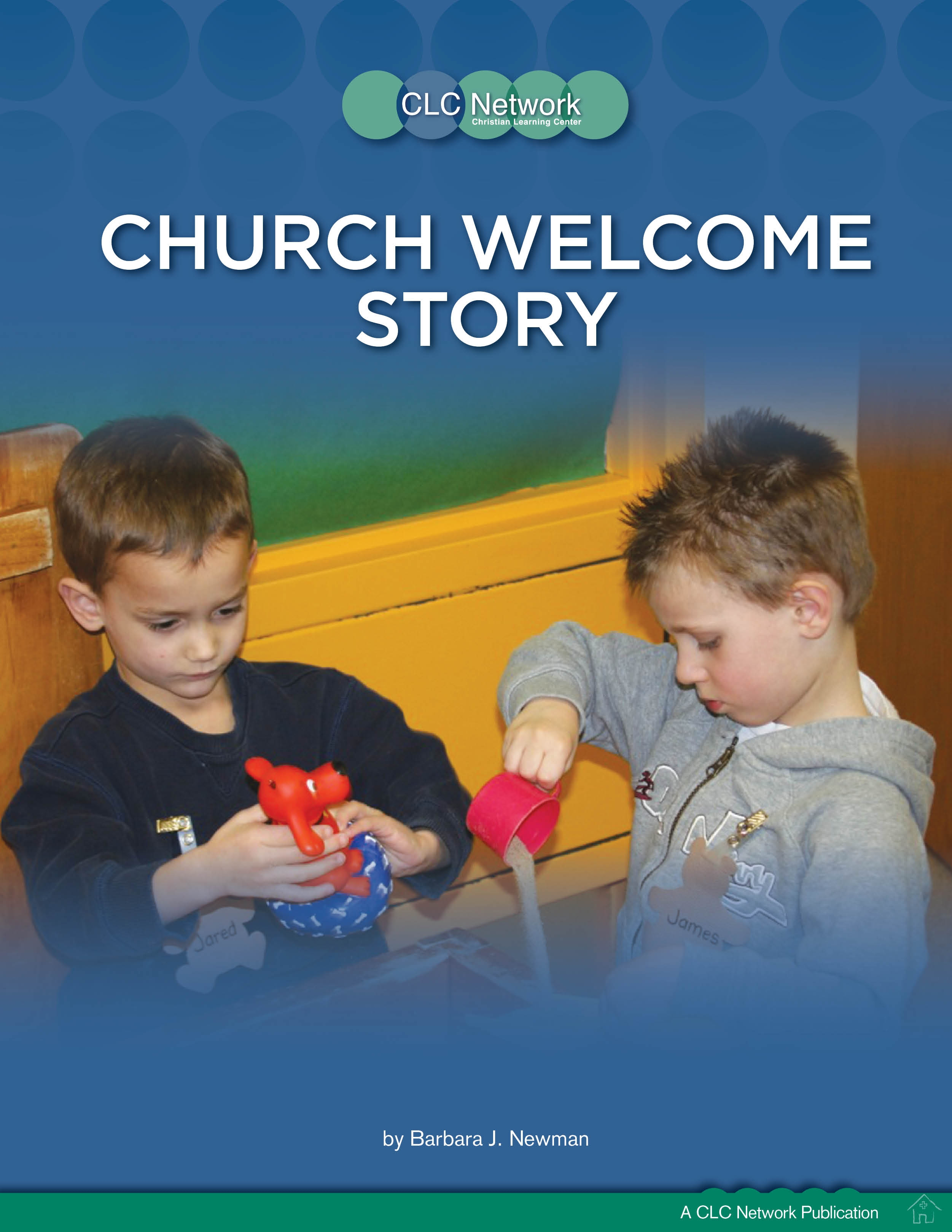Church Welcome Story