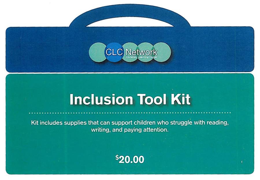 Inclusion Tool Kit